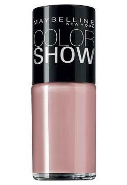 Esmalte Color Show 9ml Pretty Pink 165 Rosa Maybelline