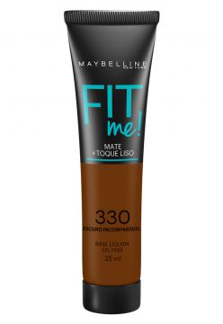 Base Maybelline Fit Me 330 Esc. Incomparável 35ml Maybellin
