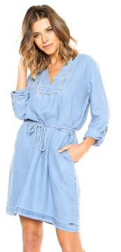 Vestido Jeans MOB Molly DeninFaix MOB
