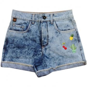 Short CNX Hot Pants Patch Jeans CNX Clothing