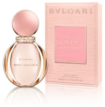 Perfume Rose Goldea Bvlgari 50ml Bvlgari