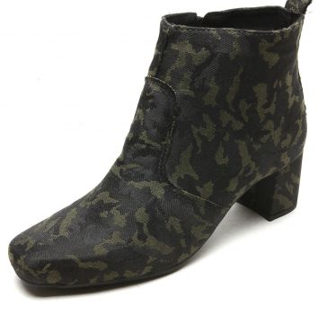 Bota DAFITI SHOES Militar Verde DAFITI SHOES