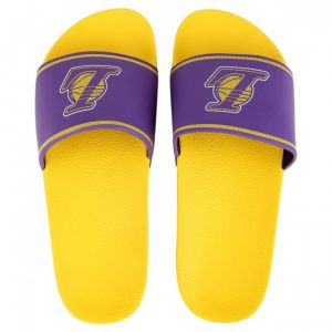 Chinelo Rider Los Angeles Lakers Amarelo Rider