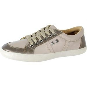 Sapatênis Doctor Shoes Comfort 1327 Bronze Doctor Shoes