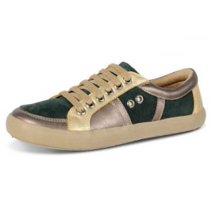 Sapatênis Doctor Shoes Comfort 1327 Verde Doctor Shoes