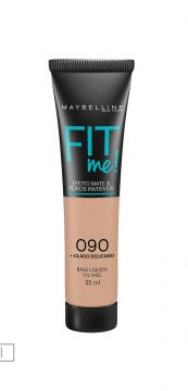 Base Fit Me 090 Claro Delicado Maybelline 35ml Maybelline
