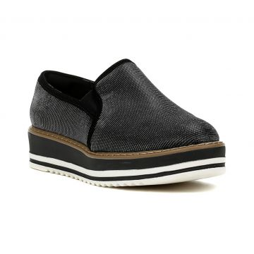 Slipper Via Marte Preto Via Marte