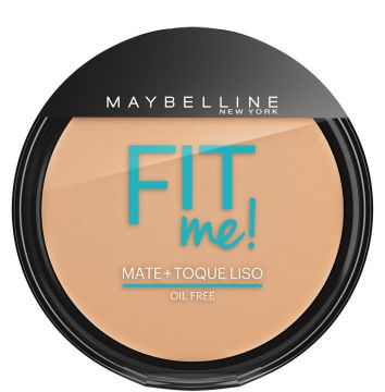 Pó Compacto Fit Me Claro Singular 140 Maybelline 45g Maybel