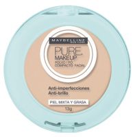 Pó Maybelline Pure Make Up Natural 13g Maybelline