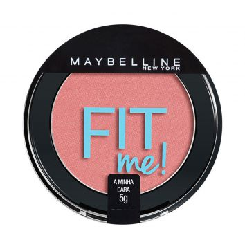 Blush Fit Me A Minha Cara 02 Maybelline Maybelline