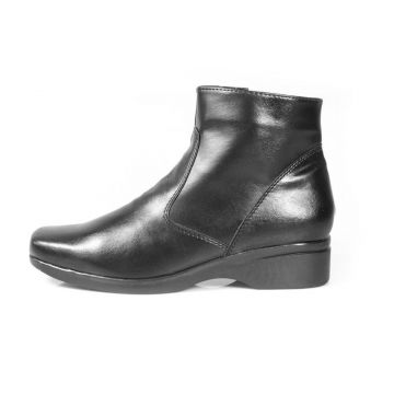 Bota Vegano Shoes Abutilon Preta Vegano Shoes