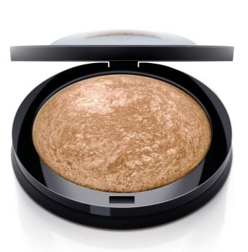 Bronzeador RK by Kiss NY All Over Glow Powder Dourado 9g RK