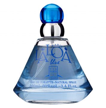 Perfume Laloa Blue Via Paris Fragrances 100ml Via Paris Fra