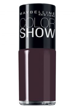 Esmalte Maybelline Color Show 555 Midnight Taup Marrom Mayb