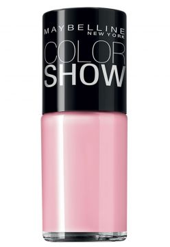 Esmalte Maybelline Color Show 150 Born With It Rosa Maybell
