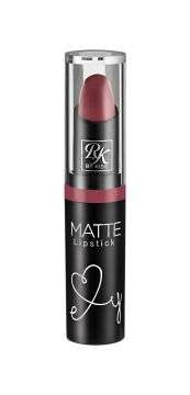Batom Matte Rosy Pink RK By Kiss RK by Kiss