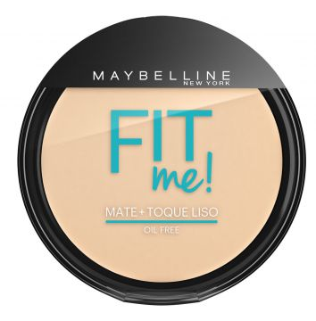 Pó Compacto Fit Me Translúcido Maybelline 45g Maybelline