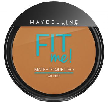 Pó Compacto Fit Me Médio Pra Mim 220 Maybelline 45g Maybell