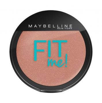 Blush Fit Me 01 Tao Eu Maybelline Maybelline