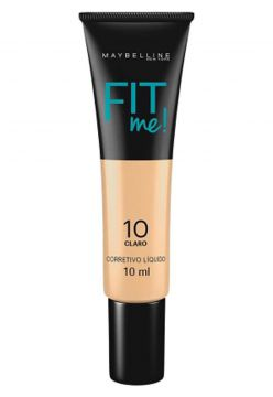 Corretivo Fit Me 10 Claro 10ml Maybelline
