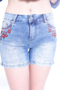 Short Gup s Jeans Gan Jeans Azul Gup s Jeans