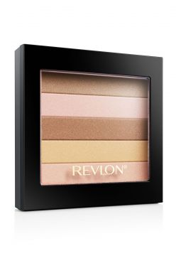 Blush Revlon Highlighting Palette Peach Glow Coral Revlon