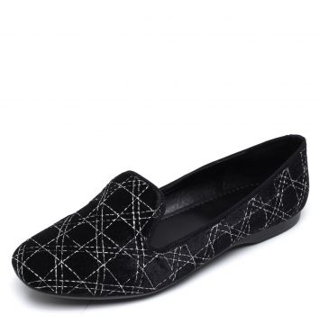 Slipper DAFITI SHOES Fios Preto DAFITI SHOES