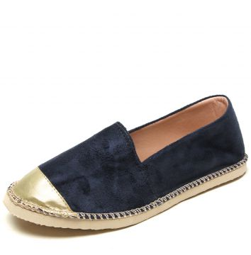 Alpargata Polo London Club Suede Azul-Marinho Polo London C ... ef10ad30af3e5