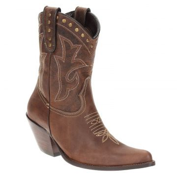 Bota West Country Marrom West Country
