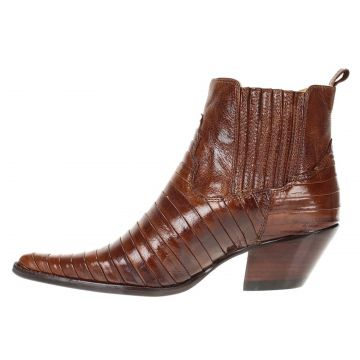 Bota West Country Texana Marrom West Country