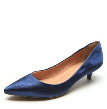 Scarpin Doc Dog Cone Azul Doc Dog