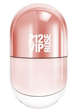 Perfume 212 VIP Rosé New YorkPills Carolina Herrera 20ml Ca