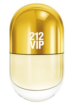 Perfume 212 VIP New YorkPills Carolina Herrera 20ml Carolin
