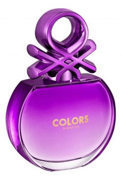 Perfume Benetton Colors Purple 50ml Benetton Fragrances