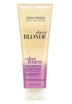 Condicionador John Frieda Sheer Blonde Color Renew Tone Res