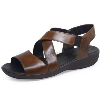 Rasteira S2 Shoes Comfort Tabaco S2 Shoes