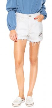 Short Sarja Zoomp Evelyn Branco Zoomp