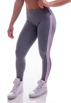 Legging Advance Clothing Comfort Cinza Advance Clothing