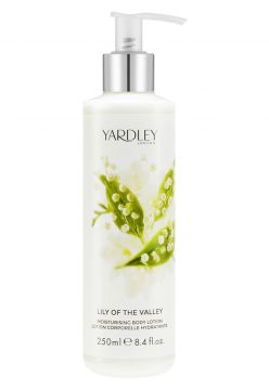 Loção Corporal Lily Of The Valley Yardley 250ml Yardley