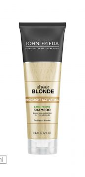 Shampoo Sheer Blonde Highlight Activating Lighter Shades 25