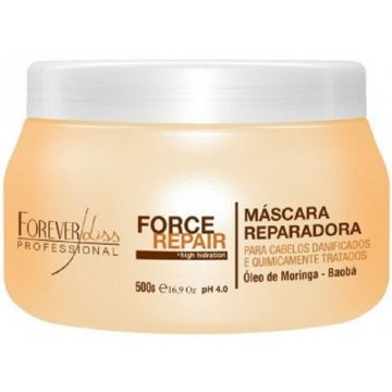 Máscara Forever Liss Force Repair 500ml Forever Liss
