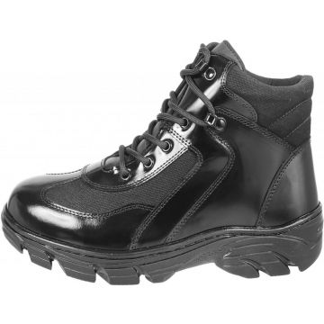 Bota Force Militar Borzeguim Bpm Preta Force Militar