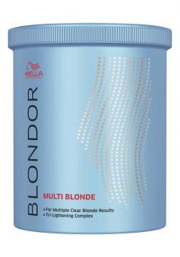Powder Blondor Multi Blonde Wella 800G Wella