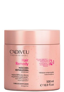 Cadiveu Professional Hair Remedy Máscara Reparadora 500ml C
