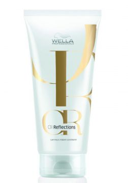 Condicionador Wella Oil Reflections Intensificador De Brilh