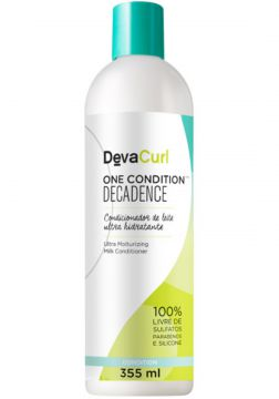 Condicionador Deva Curl One Decadence 355ml Deva Curl