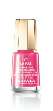 Esmalte Mavala Mini Color La Paz 5ml Rosa Mavala