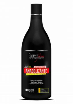 Shampoo Anabolizante Forever Liss 300ml Forever Liss