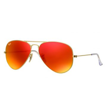 Óculos De Sol Ray-Ban Aviator Large Metal Ouro Ray-Ban