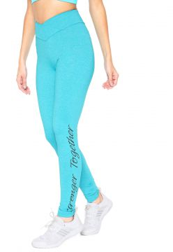 Legging Colcci Fitness Performance Verde Colcci Fitness
